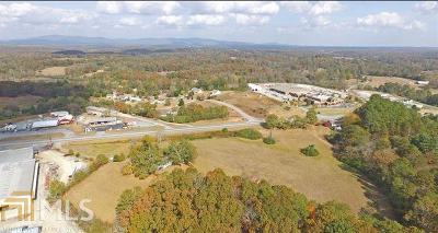 Habersham County Commercial For Sale: 5976 Highway 115