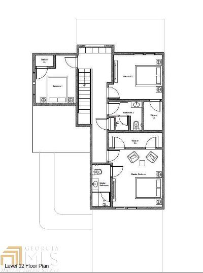 Lithonia Single Family Home New: 680 Kilkenny Cir
