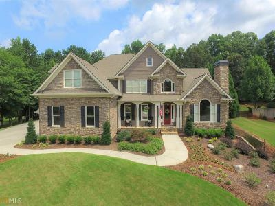 Peachtree City Single Family Home Under Contract: 1141 Astoria