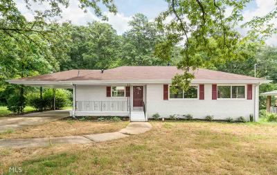 East Point Single Family Home New: 3338 Mt Olive Rd