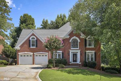 Johns Creek Single Family Home For Sale: 10400 Groomsbridge Rd