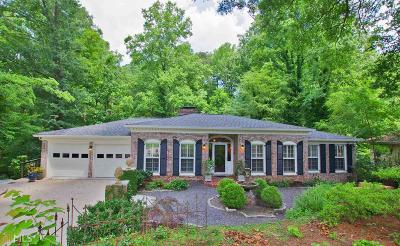 Atlanta Single Family Home New: 2561 Lake Flair Cir