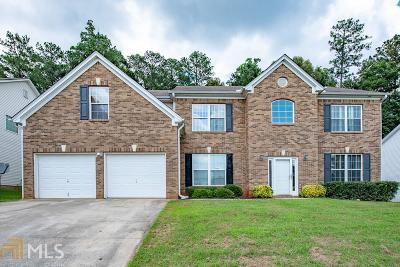 Lithonia Single Family Home New: 4572 Browns Mill Close