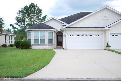 Kingsland GA Condo/Townhouse New: $170,000