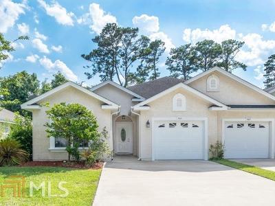 Kingsland GA Condo/Townhouse New: $188,500