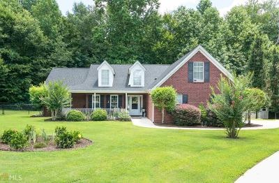 Locust Grove Single Family Home Under Contract: 341 Tussahaw