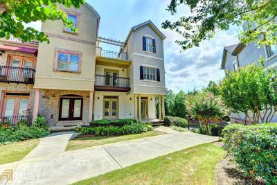 Duluth Condo/Townhouse New: 3637 Ridge Towne Dr
