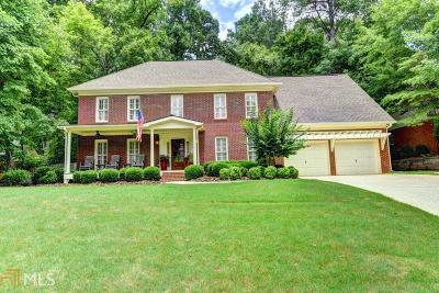 Single Family Home Under Contract: 4625 Clivedon Ter