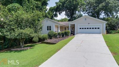 Buford  Single Family Home New: 5905 Chimney Springs Rd