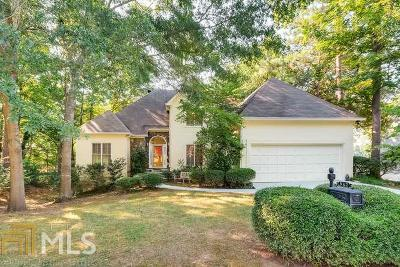 Stone Mountain Single Family Home Under Contract: 542 Cross Creek Pt