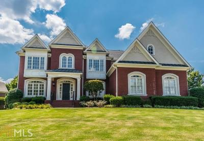 Suwanee Single Family Home New: 266 Prestbury Ct