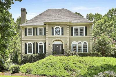 Single Family Home New: 125 Barclay Ct