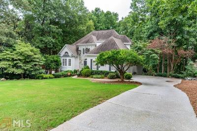 Johns Creek Single Family Home New: 3845 Hedgecliff Ct