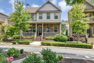 Historic Marietta Single Family Home For Sale: 633 Victor St