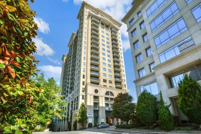 Ovation Condo/Townhouse New: 3040 Peachtree Rd #213