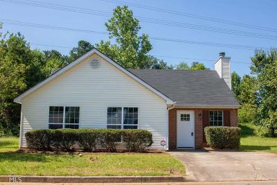 Ellenwood Single Family Home New: 3312 Homeward Trl