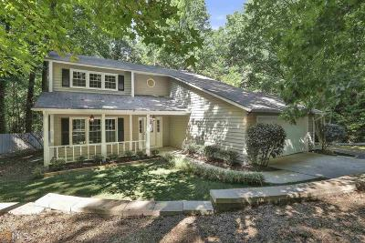 Peachtree City Single Family Home New: 107 Forest View Dr