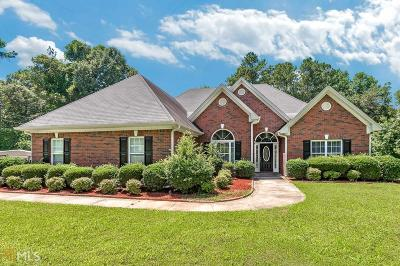 Conyers Single Family Home New: 4301 Troupe Smith Rd