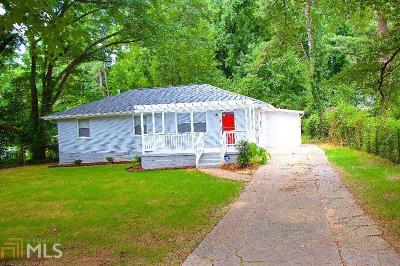Decatur Single Family Home New: 3598 Larkspur Ter