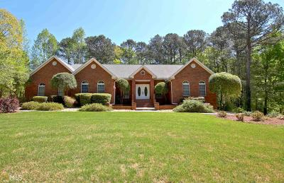 Fayetteville Single Family Home New: 395 Royal Ridge Way