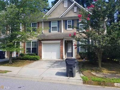 Norcross Condo/Townhouse New: 4147 Magnolia Glen