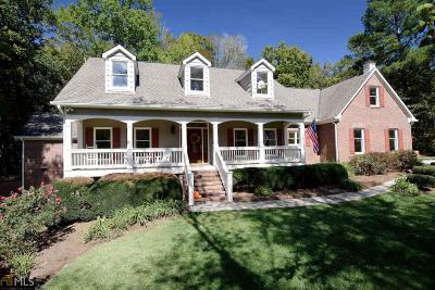 Acworth Single Family Home For Sale: 2721 County Line