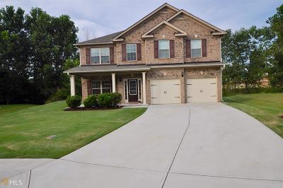 Braselton Single Family Home For Sale: 5970 Lexington
