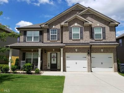 Loganville Single Family Home New: 306 Brittney Cv
