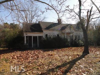 Winder Residential Lots & Land New: 1031 Bethlehem Rd