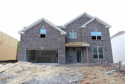 Clayton County Single Family Home New: 1547 Nations Trl
