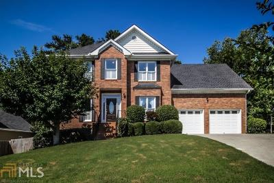 Lawrenceville Single Family Home New: 1010 Sunny Field Ct