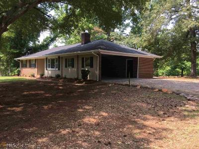 Locust Grove Single Family Home New: 74 Fincher Rd