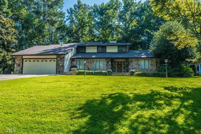 Alpharetta Single Family Home New: 215 Summerfield