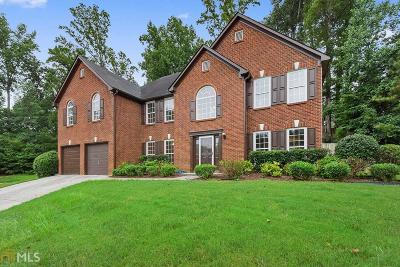Stone Mountain Single Family Home Under Contract: 587 Wynmeadow Ct