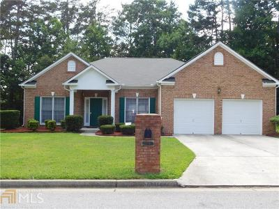 Stone Mountain Single Family Home New: 6240 Southland Trce