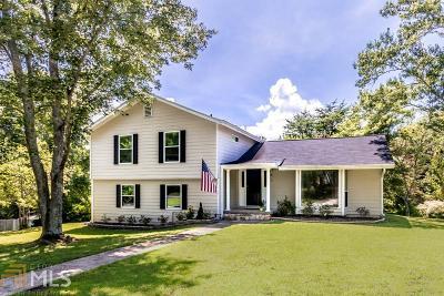 Roswell Single Family Home New: 125 Cedar Trce