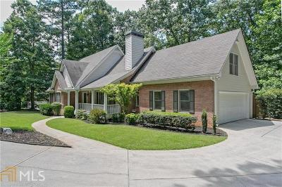 Roswell Single Family Home New: 1075 Pine Grove Rd
