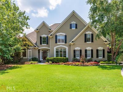 Johns Creek Single Family Home New: 525 Rippling Water Ln