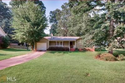 Lawrenceville Single Family Home New: 1725 Oak Ridge Way