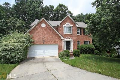 Lawrenceville Single Family Home New: 409 Martin Glen Way