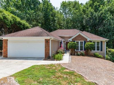 Lawrenceville Single Family Home New: 1485 Twin Bridge Ln