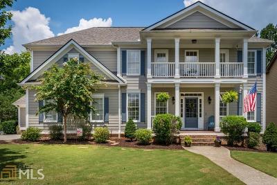 Canton Single Family Home New: 122 Arcadia Park Dr