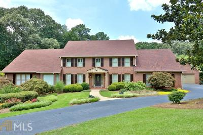 Marietta Single Family Home New: 5485 Lower Roswell Rd