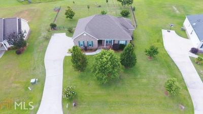 Statesboro Single Family Home For Sale: 113 Smithcreek Dr