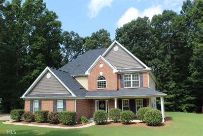 Newnan Single Family Home New: 118 Kendall St