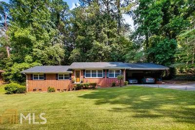 East Point Single Family Home New: 3482 Scenic Dr