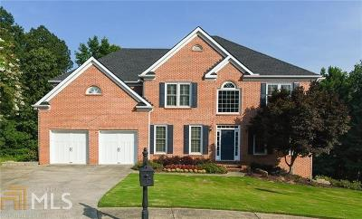 Roswell Single Family Home Under Contract: 1070 Knoll Ter