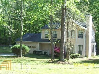 Fayette County Single Family Home New: 135 N Creek Trl