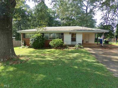 Clayton County Single Family Home New: 5581 Skyland Dr
