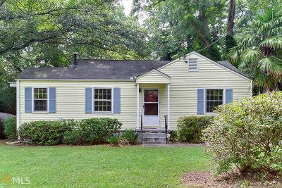 Clarkston Single Family Home For Sale: 3913 Market St